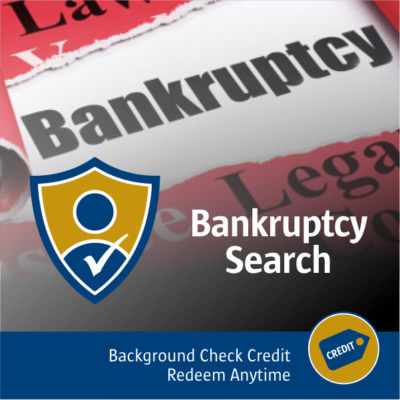 Online Bankruptcy Search